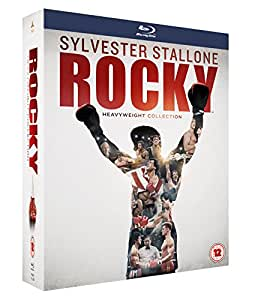 Rocky - The Complete Saga with Creed Sneak Peak [Blu-ray] [1976]