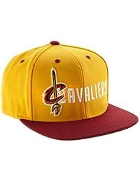 adidas Cap Cavaliers - Gorra unisex, color oro / granate