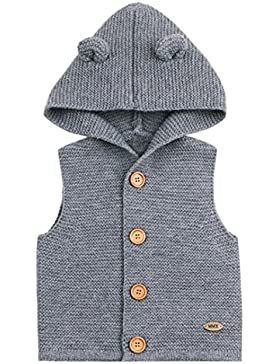 Fuibo Baby Kleidung, Kleinkind Kinder Baby Mädchen Jungen Winter warme Kleidung Weste Bluse dicken Mantel Outwear