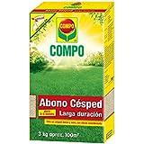 Compo 1023902011 - Abono césped grandes jardines de 3 kg