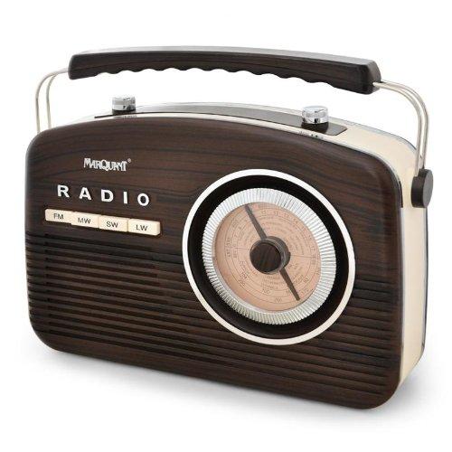 io Tragbar - Radios (Tragbar, Drehregler, External FM/SW, Internal AM/LW, СТCТТsize, 1,5 V, 320 x 80 x 210 mm) ()