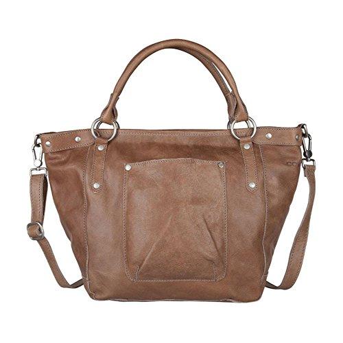 Cowboysbag, Tasche für Damen, Braun - Marron - Elephant Grey (Braun) - Größe: Taille unique