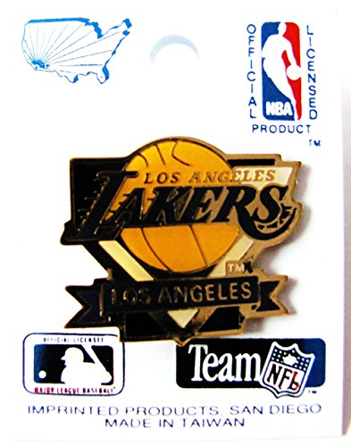 (Los Angeles Lakers - NBA - Pin 30 x 23 mm)