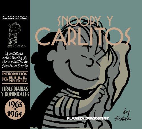 Snoopy y Carlitos 1963-1964 nº 07/25 (Cómics Clásicos)