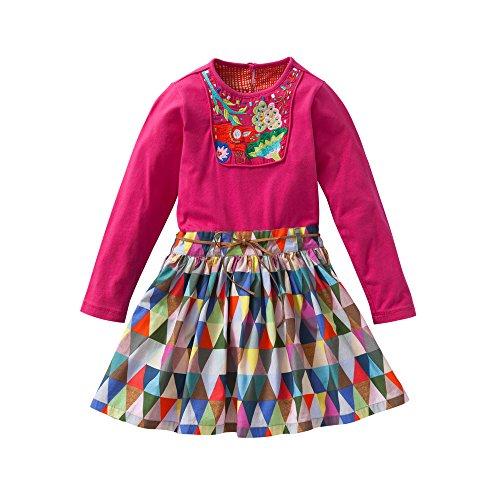 oilily-deena-dress-vestito-bambine-e-ragazze-mehrfarbig-pink-38-98-taglia-del-produttore-98