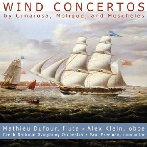 Wind Concertos by Cedille Records (2010-09-14)