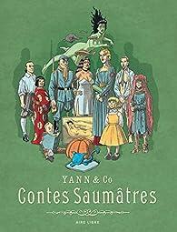 Contes saumâtres  par  Yann