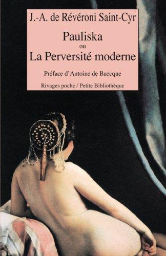 Pauliska ou la Perversité moderne