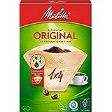 Melitta à Café Taille pour Cafetière à Filtre Original Brun, 80 dosettes