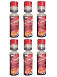 6 X ERC CatClean Dieselmotoren Reinigung Regeneration Diesel Partikelfilter DPF Additiv / 250 ML Dosierflasche