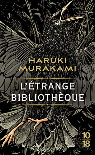 L'étrange bibliothèque par Haruki MURAKAMI
