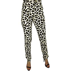 Alice By Temperley - Pantalón - tapered - Animal Print - para mujer multicolor natural mix 40