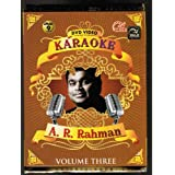 A. R. Rahman Vol.3 (Karaoke) Dvd
