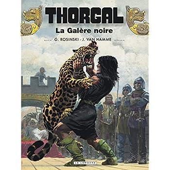 Thorgal, tome 4 : La galère noire