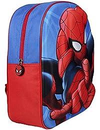 Spiderman 31cm Marvel Spiderman 3d Junior mochila