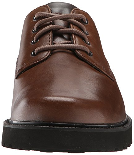 Rockport Northfield APM21683 Herren Halbschuhe Braun (Dark Brown)