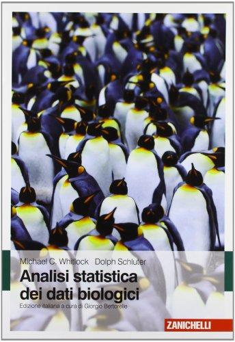 Analisi statistica dei dati biologici por Michael C. Whitlock