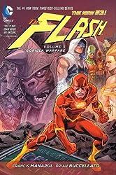The Flash, Vol. 3: Gorilla Warfare by Francis Manapul (2014-08-19)