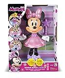 IMC Toys 182578 - Preescolar Varita Mágica Minnie
