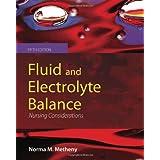 Fluid and Electrolyte Balance: Nursing Considerations