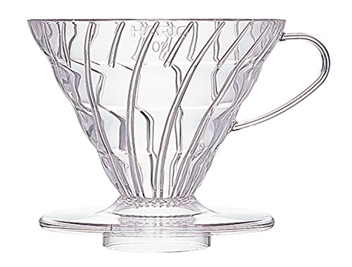 Hario Kaffeefilter, Kunststoff, farblos, Size 02