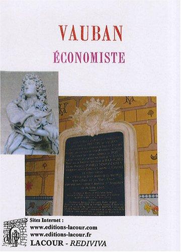 Vauban économiste