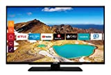 Telefunken XU50G521 127 cm (50 Zoll) Fernseher (4K Ultra HD, HDR 10, Triple-Tuner, Smart TV, Prime Video, Alexa ready)