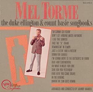 Mel Torme -  The Duke Ellington and Count Basie Songbooks