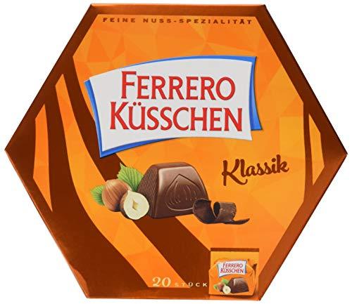 Ferrero Küsschen , 8er Pack (8 x 178 g Packung)