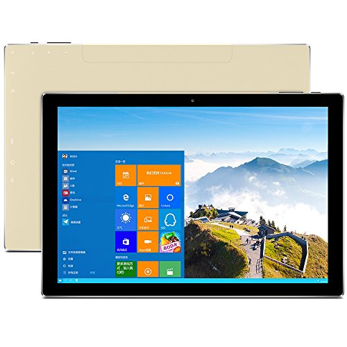 Teclast Tbook 10S 2 in 1 Tablet PC 10,1 Zoll Windows 10 + Android 5.1 IPS Bildschirm Intel Cherry Trail X5 Z8350 64bit Quad Core 1,44 GHz 4 GB RAM 64 GB ROM Bluetooth 4.0 (nur Tablet PC)