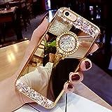 iPhone 6 Plus Hülle, iPhone 6S Plus Spiegel Hülle Mirror