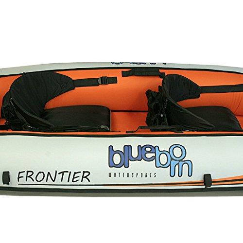 Blueborn Boat Frontier SKC330 im Test und Preis-Leistungsvergleich - 8