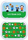 Yubo Designer Faceplate Set Go Team Go