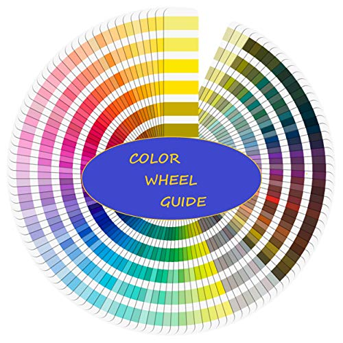 COLOR WHEEL GUIDE (English Edition)