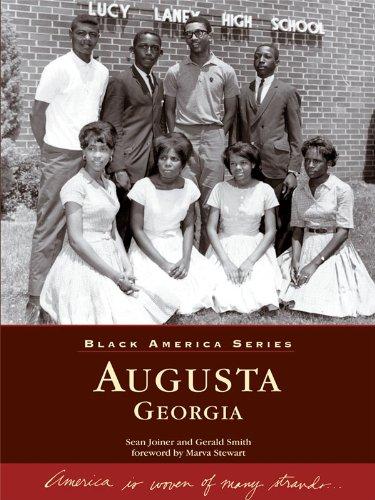 Augusta, Georgia (Black America Series) (English Edition) -