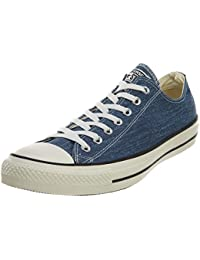 3f22494cd2e9d9 Converse Chuck Taylor Ox Canvas Sneakers Navy 10 B(M) US Women   8