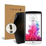 Celicious Privacy Plus LG Stylo 3 [Quadruple Filtre de confidentialité] Protection d'écran