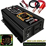 Best Power Inverters - GUOXIN Power Inverter 12V to 240V 1000W Car Review