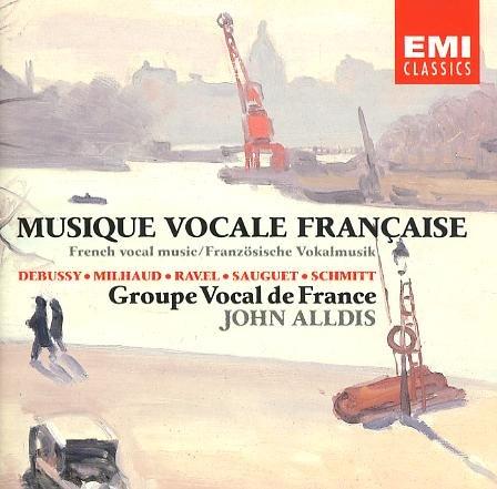 Musiques vocales françaises