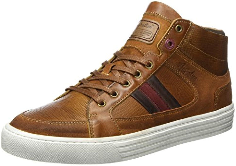 Australian Herren Flemming Leather Hohe Sneaker