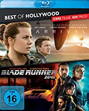 Arrival/Blade Runner 2049 - Best of Hollywood
