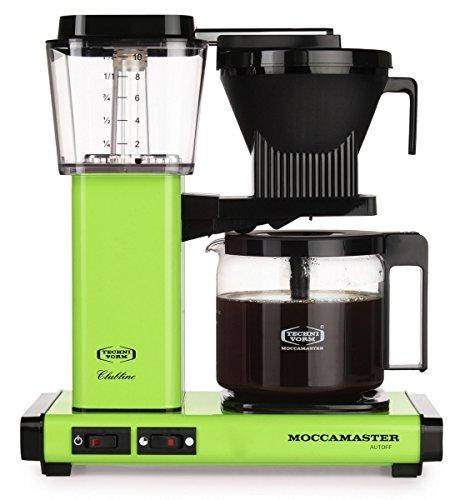 Moccamaster 59666 KBG 741 AO Filterkaffeemaschine, grün