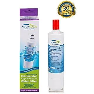 Wasserfilter AL-508SBS Kompatibel Whirlpool Bauknecht SMEG SBS002 SBS003 481281729632 481281719155