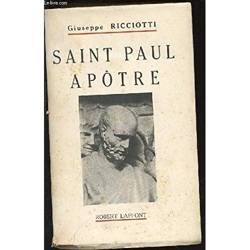 Saint Paul apôtre.