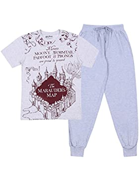 Harry Potter - Hogwarts - Pijama - para hombre
