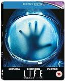 Life (Steelbook) [Blu-ray] [2017] [Region Free]