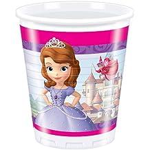 Disney - Cubertería para fiestas Princesa Sofia (Procos 71516)