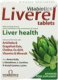 Vitabiotics Liverel - 60 Tablets