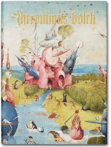 Hieronymus Bosch. The Complete Works by Fischer, Stefan (2014) Hardcover