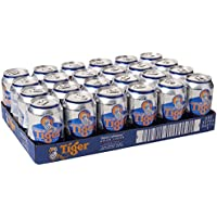 Tiger Lager Can Beer, 24 x 330 ml